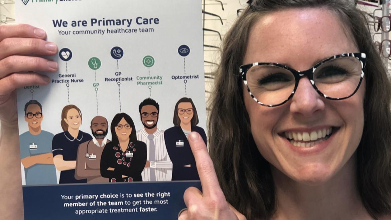 We Are Primary Care!
